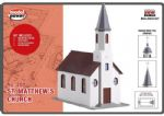Model Power 207 St. Matthew's Church Building Kit